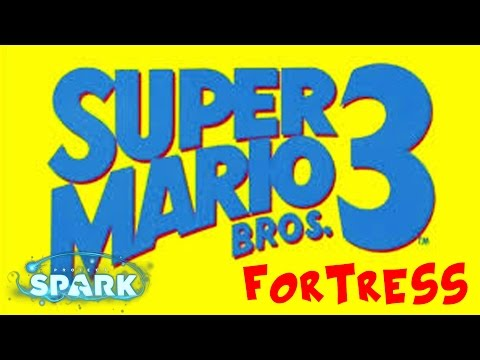 Super Mario Bros. 3 Fortress   Project Spark   Xbox One Gameplay