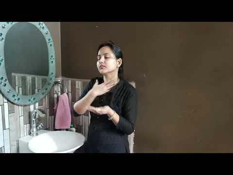 My daily summer skin care routine 2018 hindi / summer skin care tips - skin care cream, pack & toner