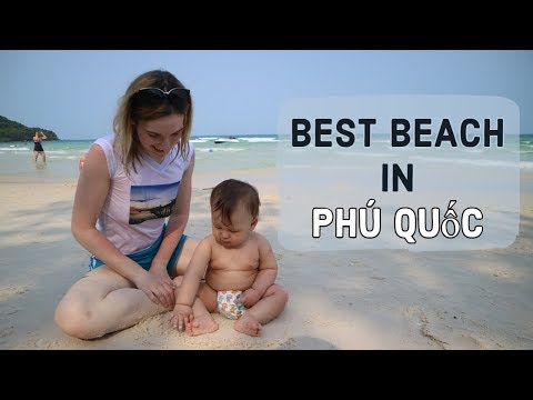 Phú Quốc | What's the Best Beach in Phu Quoc?! | Suối Tranh Waterfall | Vietnam Family Vlog #4