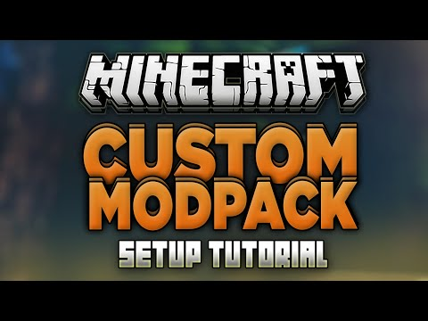 How to Make a Custom Modpack for Minecraft! (Any Version)