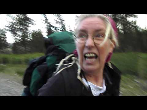 Wild Camp. Beldon Shields Mine, south Northumberland 18-19 June 2018
