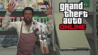 GTA Online (Xbox One) Free Roam Gameplay #3