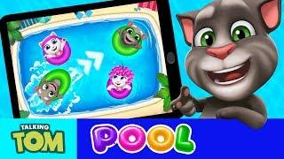 Talking Tom Pool - Final Teaser Gameplay