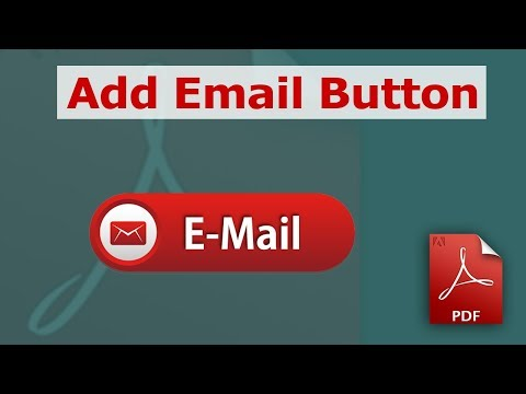 How to add an Email button in your Fillable PDF form