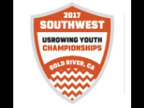2017 USRowing Southwest Youth Championships, Sunday