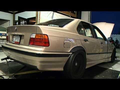 Turbo M52 Dyno - 581whp