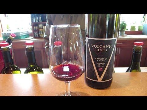 Okanagan Wineries: Volcanic Hills Winery
