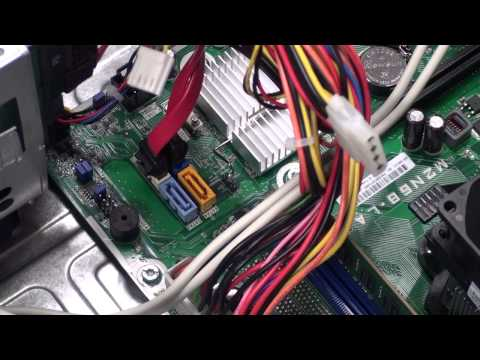 How to Install an Optical Drive(DVD/CD Player)
