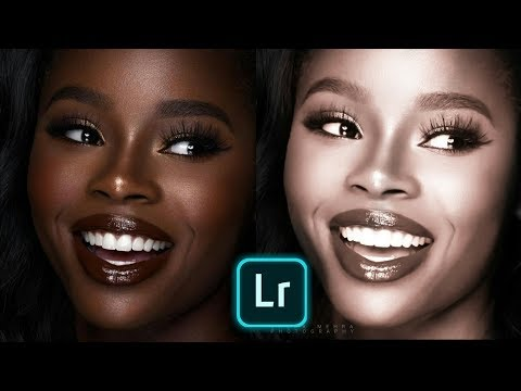 How To Lightroom Android Mobile Tutorail | How to Change Skin Colour from Dark to Light in Lightroom