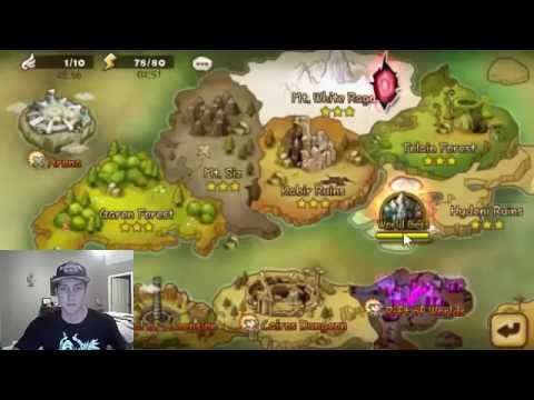 Rank 1 Arena and Guild Wars || Claytano Summoners War