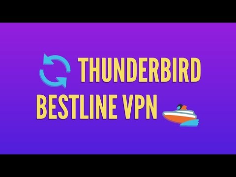 Android free internet tutorial feat. ThunderBird Accelerator & Bestline VPN as startup (shadowsoks)