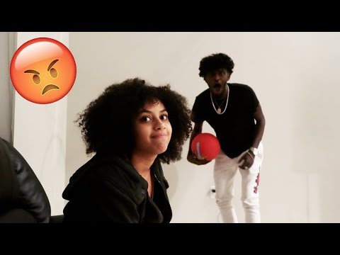 THE CHRIS SAILS GIRL TRIED TO EXPOSE ME IN FRONT OF MY CRUSH!! | The Aqua Family