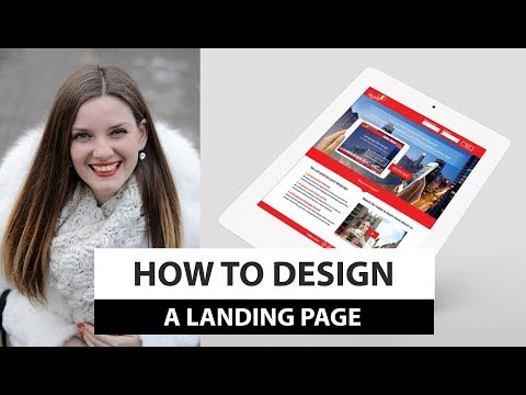 How To Design: a Landing Page in 6 Steps!