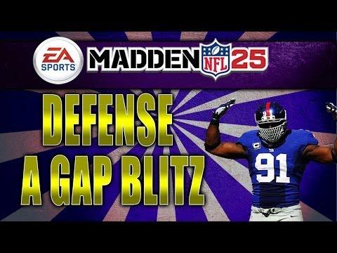 Madden 25 | Dollar 326 DT AGAP Nano Blitz | 46 Defense | Madden 25 Defense Tips