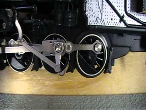How To Oil Lionel Train Engine Locomotive Train Parts Wheels Video Oiler