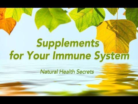 [Natural Health Secrets] Episode 10: Supplements for Your Immune System