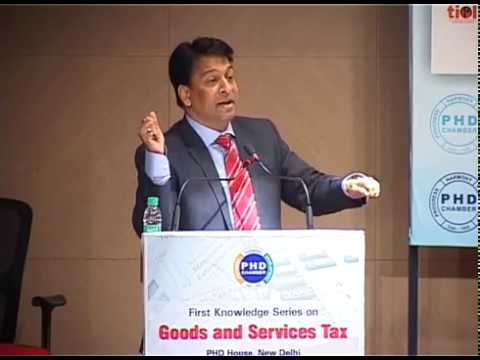 Theme presentation on Exports and Refunds in GST
