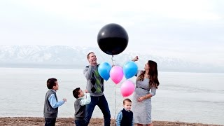 Boy or Girl? Best Gender Reveal EVER!!