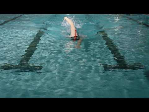 Front Crawl Swimming Drills | Catch Up