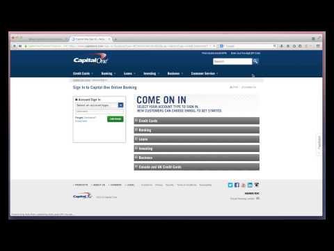 Capital One Auto Pay Bill Online - MyBillCom.com