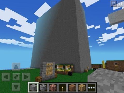 Omnifrost Map Update- Achievement City In Minecraft PE 1.5!