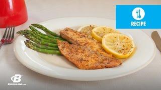Delicious Easy Fish In Foil Healthy Recipes