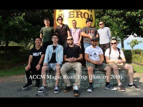 ACCM Magic Road Trip (January 2018)