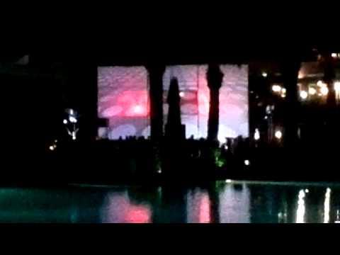 Antalya Turkey - Deplhin Palace rave -Let me take a Selfie