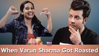 When Varun Sharma Got ROASTED! | Ft. Varun Sharma | RVCJMovies
