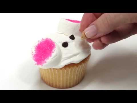 3 Easy Decorating Ideas for Cute Cupcakes - Real Simple