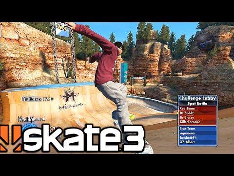 Skate 3 -- NEW NOVEMBER SKATER