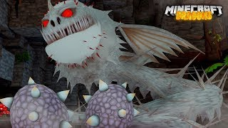 Download THE NEW SCARY DRAGON HAS BEEN FOUND! - Minecraft Dragons Video