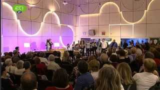 Συναυλία Σταμάτη Κραουνάκη στο Δεύτερο πρόγραμμα 103,7