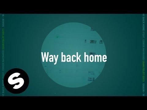 Xxx Mp4 SHAUN – Way Back Home Feat Conor Maynard Sam Feldt Edit Official Lyric Video 3gp Sex
