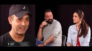 Sanjay Dutt | Aditi Rao Hydari | Full Interview | Bhoomi