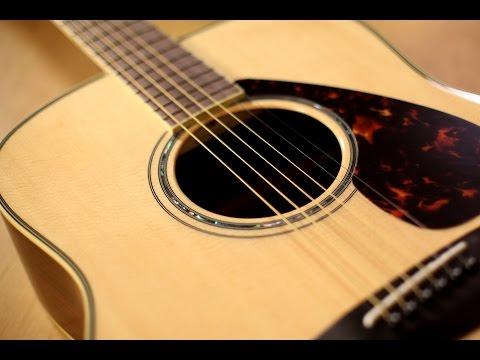 Yamaha FG830 Acoustic Guitar Demo