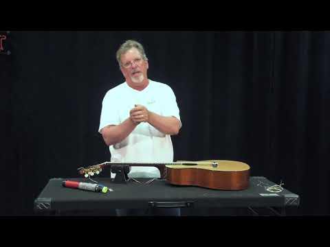 Ho to change Nylon Guitar Strings?    Taylor Guitars