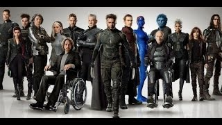 Download All the mutants in the X MEN movies Video