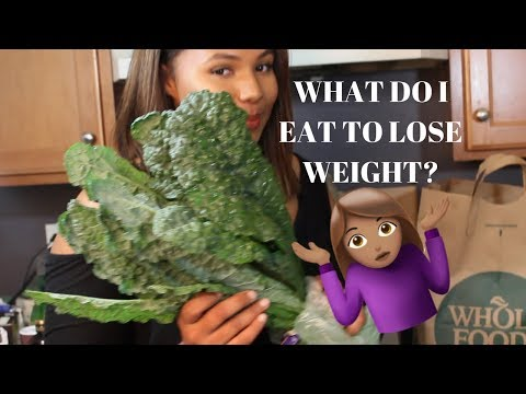 GROCERY STORE HAUL | What I Eat To Lose Weight
