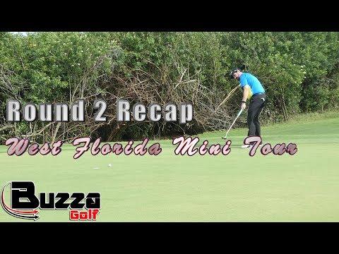 Round 2 Recap (West Florida Golf Tour)