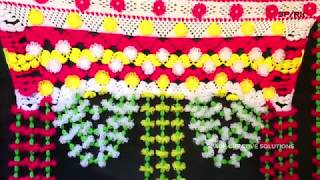 Beautiful Woolen Gate Hanging | Woolen Gate Parda | Gate Parda