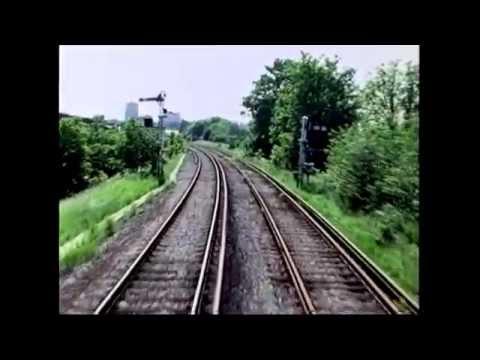 Woodside to Addiscombe Railway Line c1997