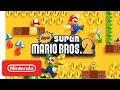 Nintendo 3ds New Super Mario Bros 2 E3 Trailer