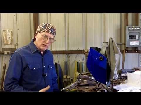 Spur Making - Handmade Cowboy Spurs - Spur Maker Bruce Cheaney Part 4
