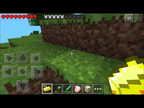 0.8.0 Duplication Glitch in Minecraft Pocket Edition! (Diamonds, Gold, Iron, and all Items)