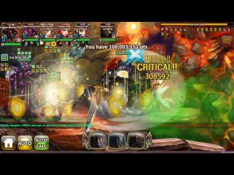 [Global] Dragon Blaze Lava Golem Awaken Tinuvian