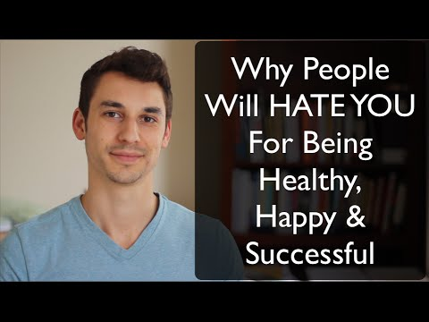 Why People HATE Healthy/Fit/Successful People (Watch Out)