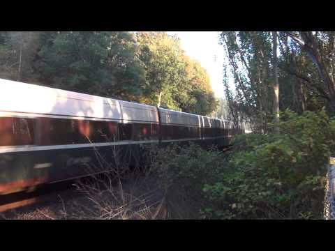Tacoma to Vancouver BC Amtrak Train Service