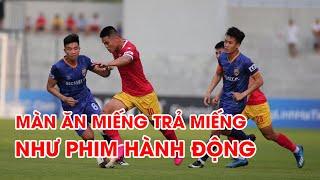 Highlights | Hồng Lĩnh Hà Tĩnh - Becamex Bình Dương | 2 quả penalty quyết định | NEXT SPORTS