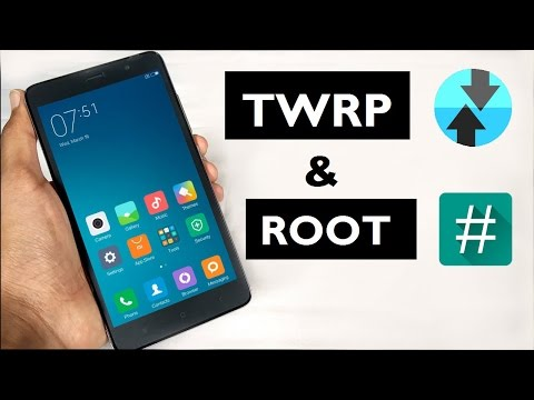 Redmi Note 3 ROOT & TWRP: How To Install TWRP Recovery & Root Redmi Note 3 Pro MIUI 7 MIUI 8